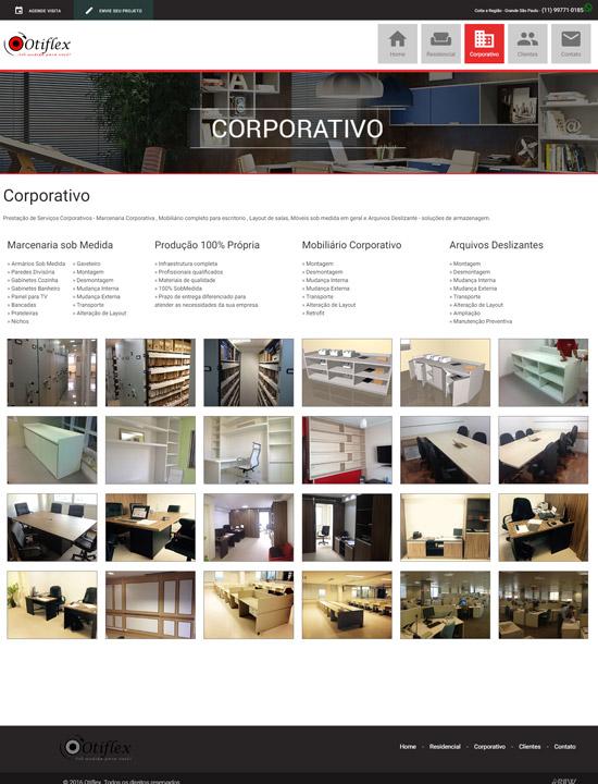 Cliente - Otiflex - Arquivos Deslizantes - R2W Agência Web